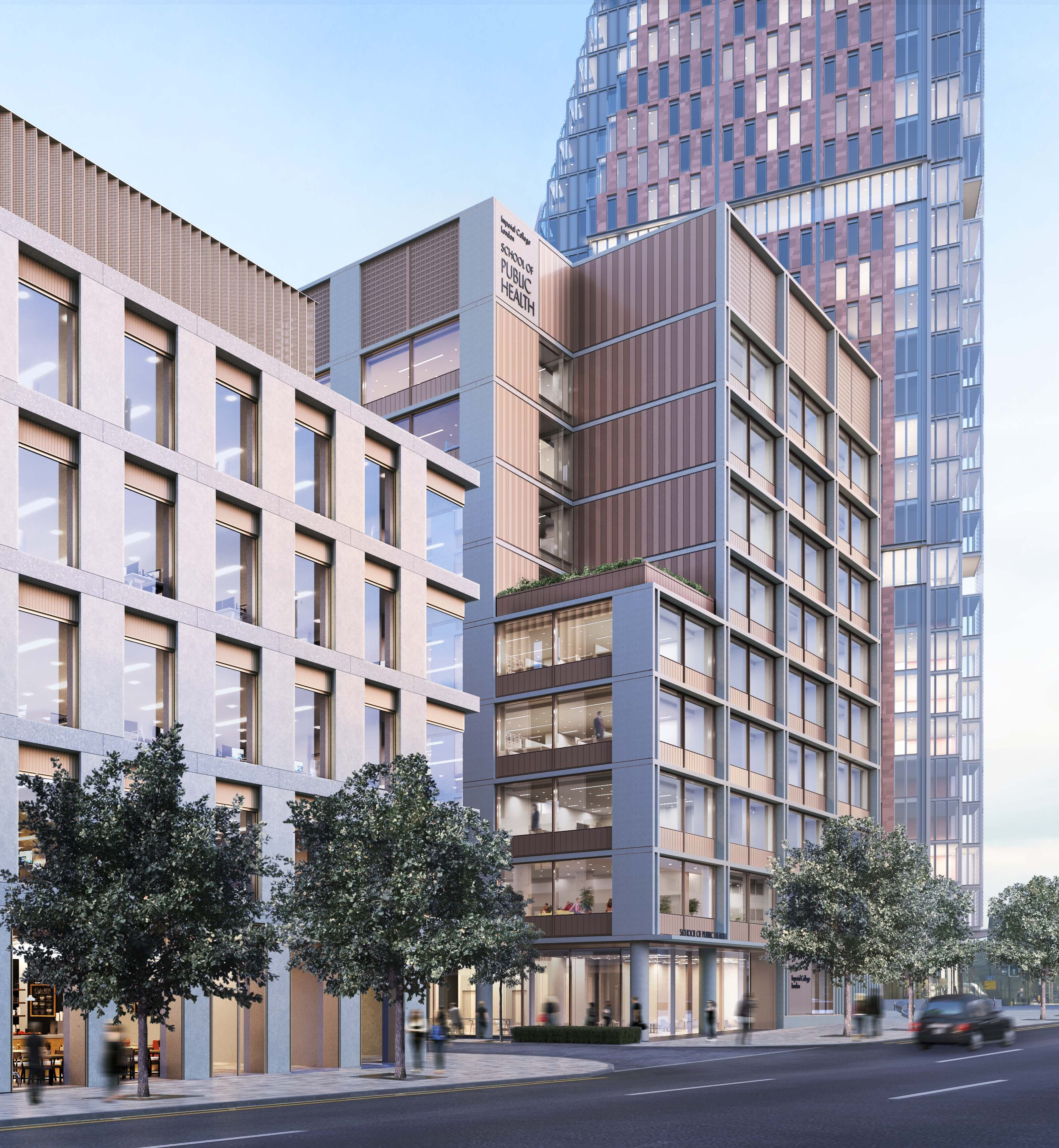 Imperial College London appoints GRAHAM as preferred contractor in two-stage tender image