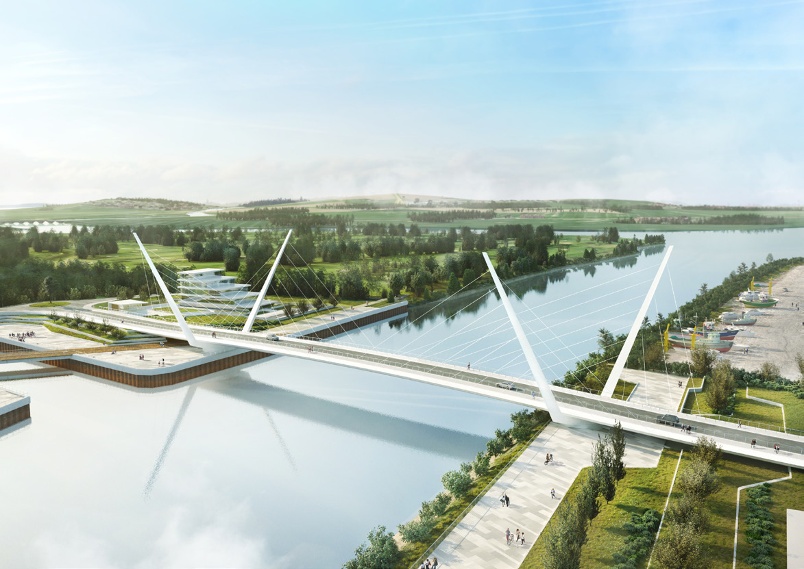 Major economic and manufacturing boost as multi-million Clyde road bridge contract approved image