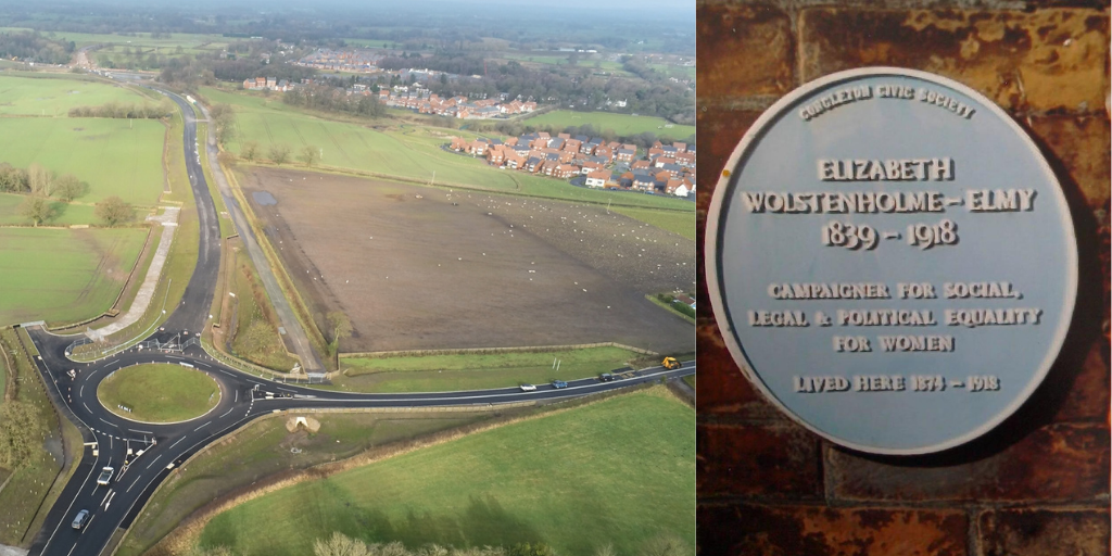 Historic day as £90m Congleton Link Road set to open image