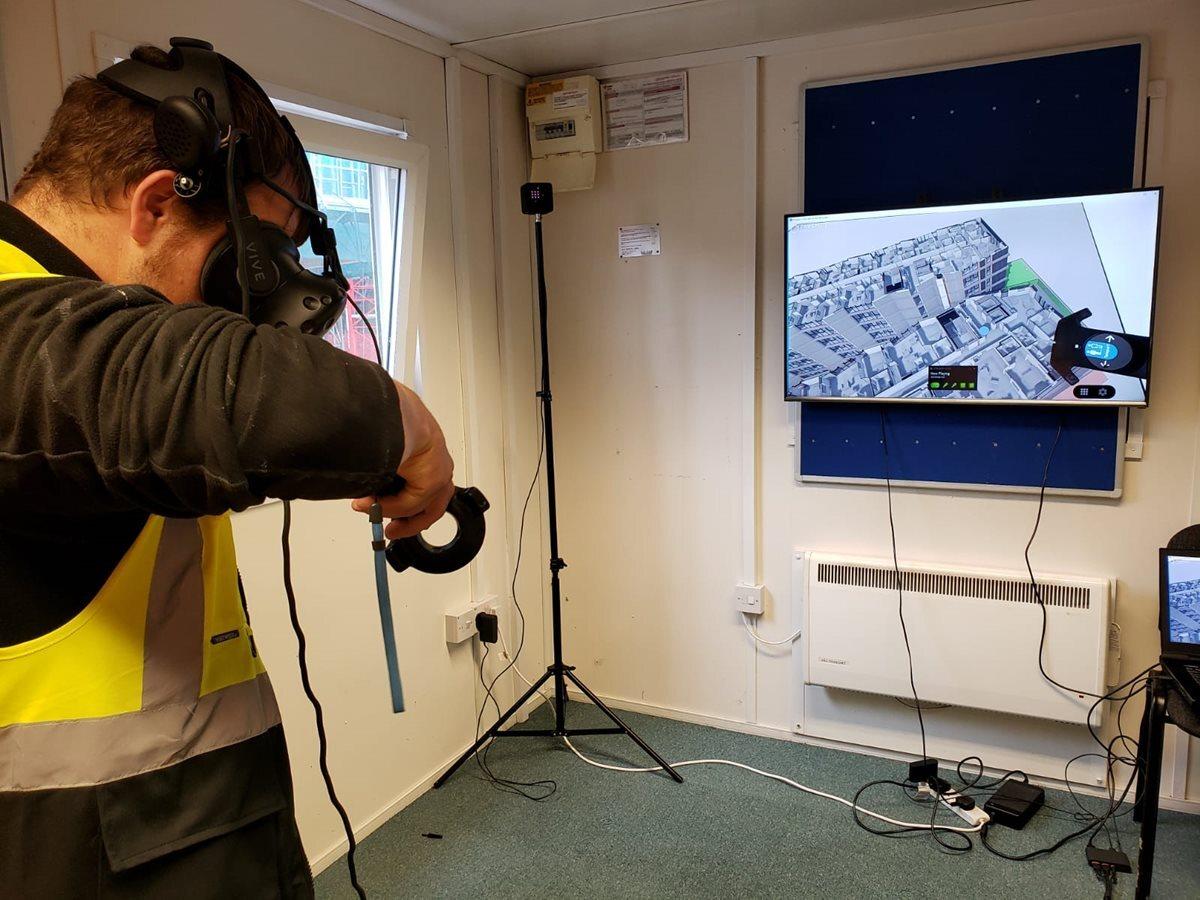 Digital tools inform Cornbrook residential scheme image
