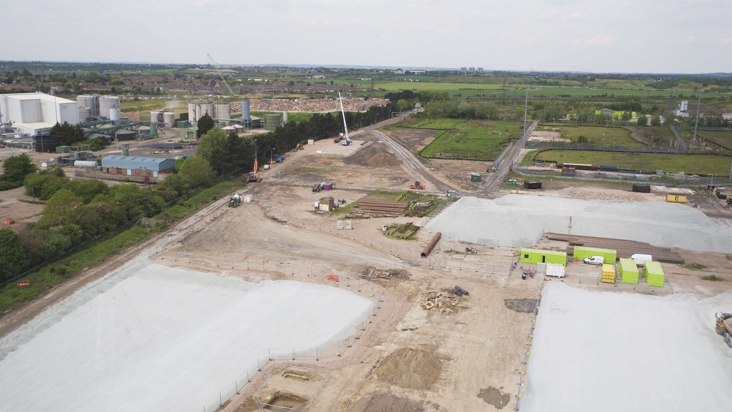 Concrete plans taking shape at Tilbury2 image