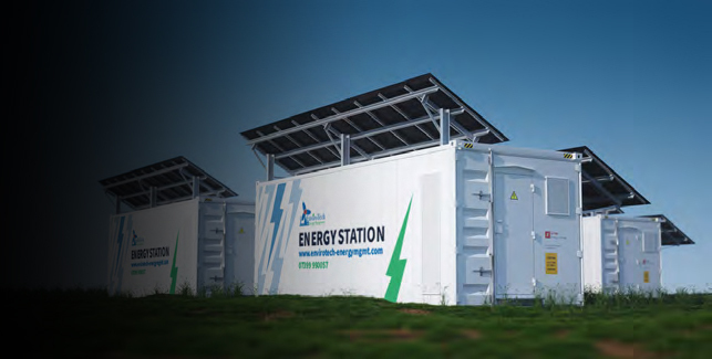 'Energy Station' does the power of good at Eton College image