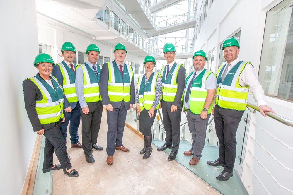 Makeover starts on new Leeds Building Society city centre HQ image