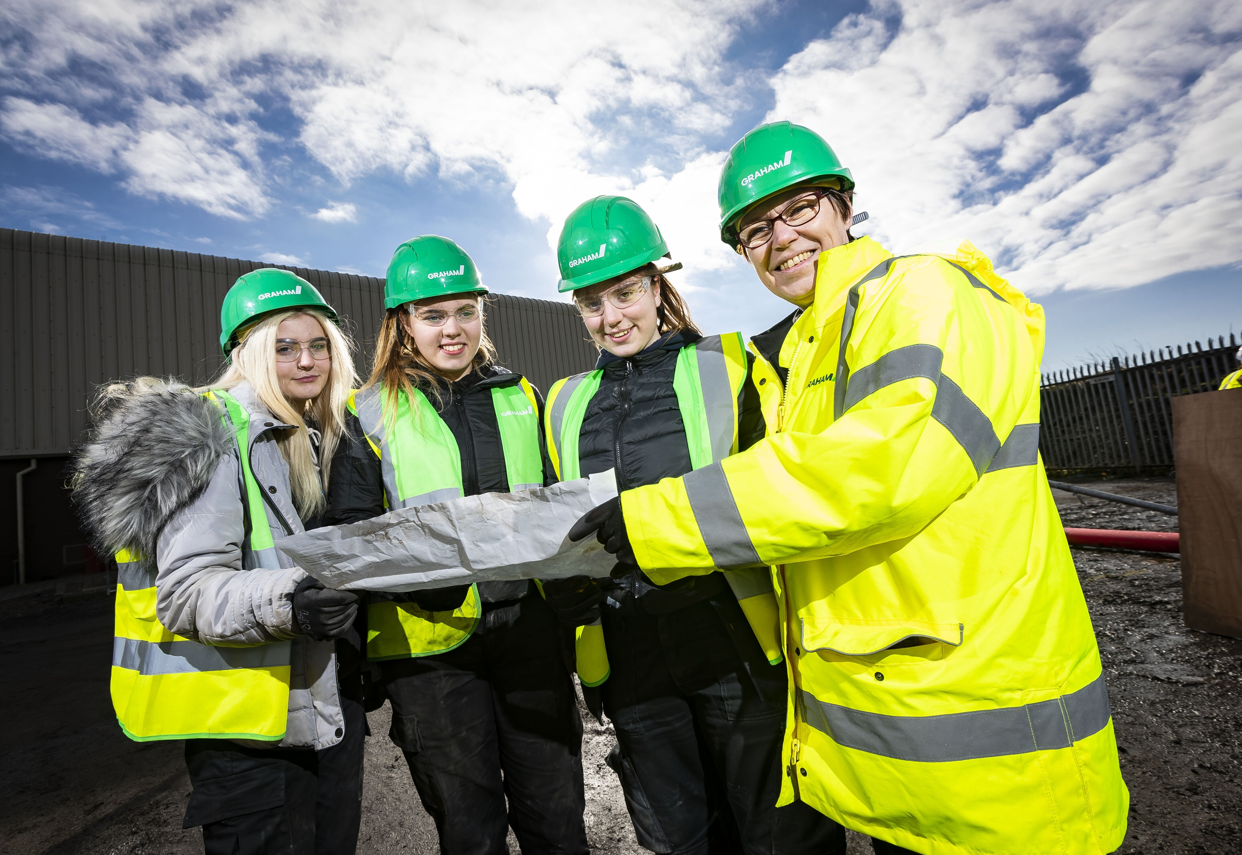 Supporting 'Women into Construction' initiative image