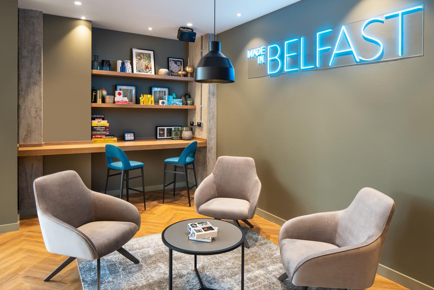 Belfast welcomes 'new era in student LIVing' image