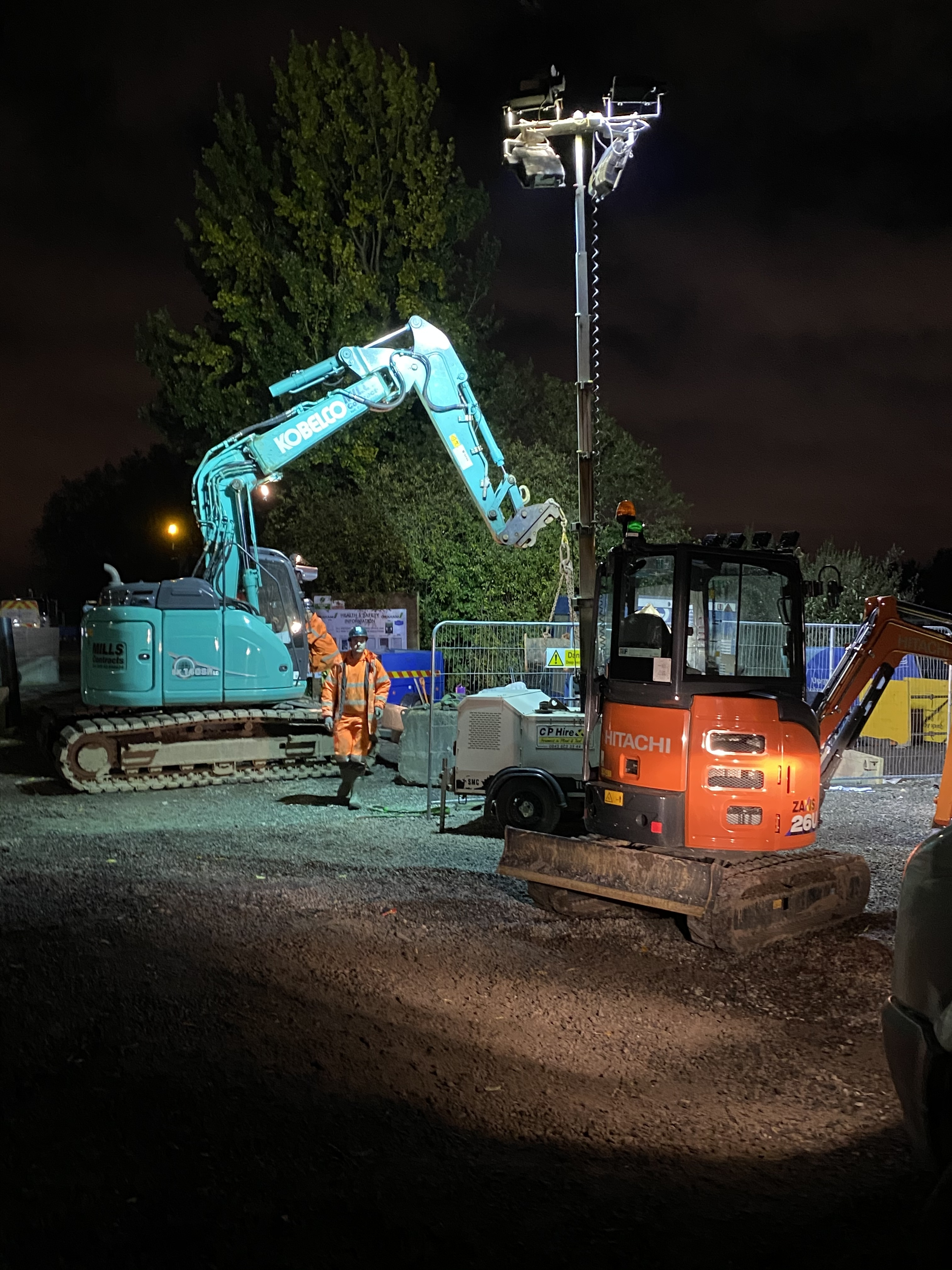 GRAHAM completes Holywood pumping main replacement image