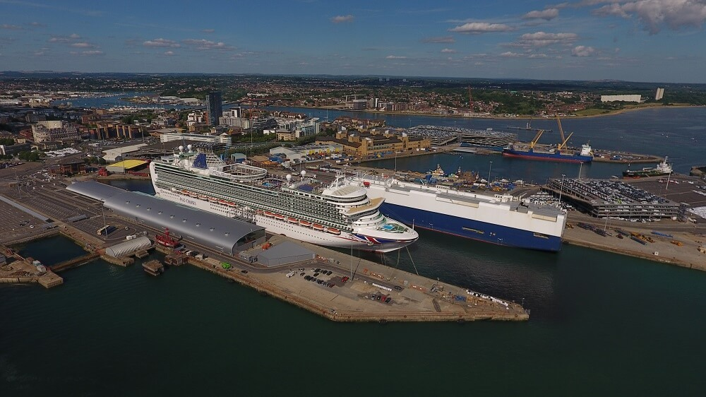ABP appoints GRAHAM to Port of Southampton project image