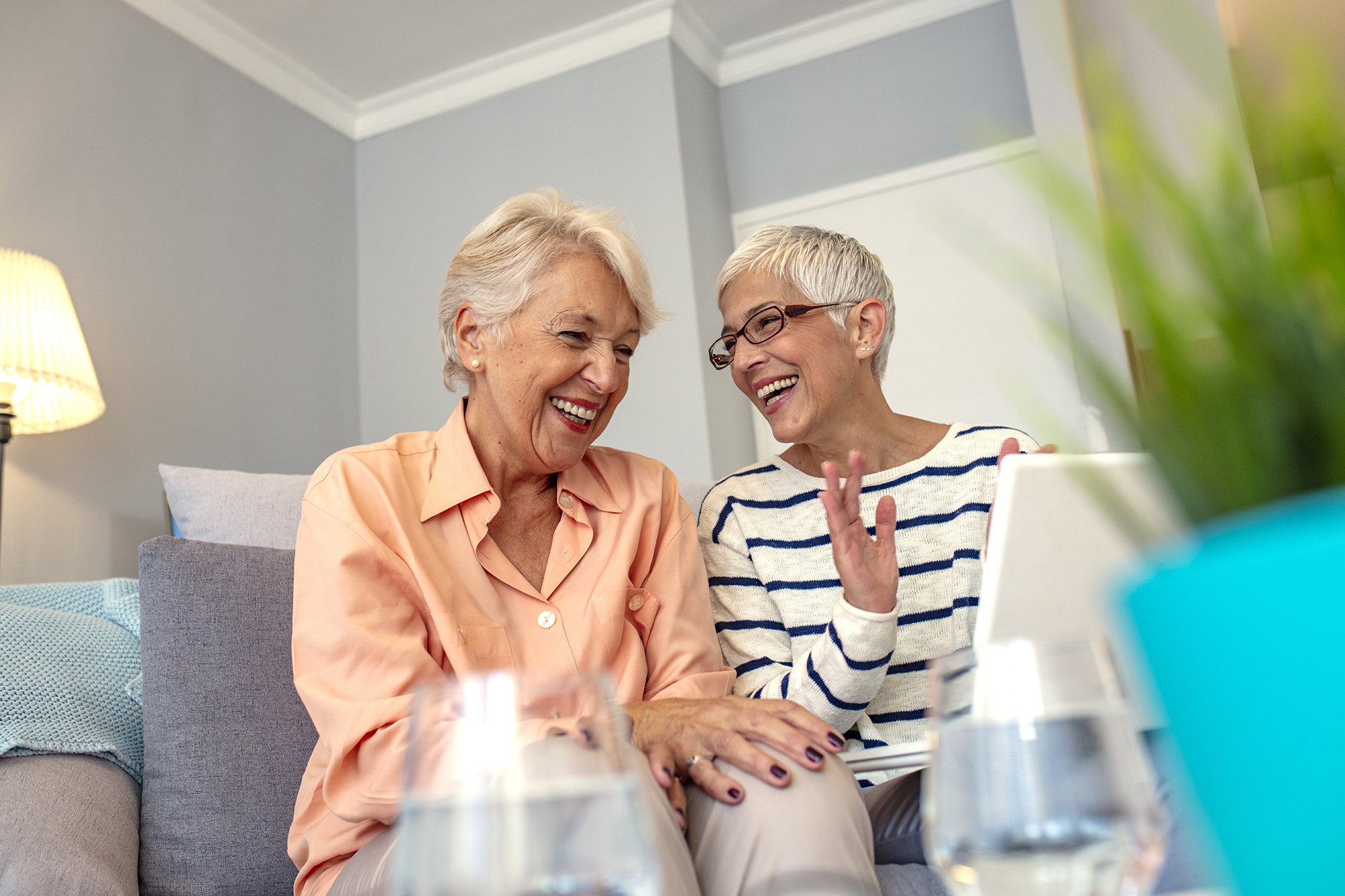 Appointment to retirement living Charter image