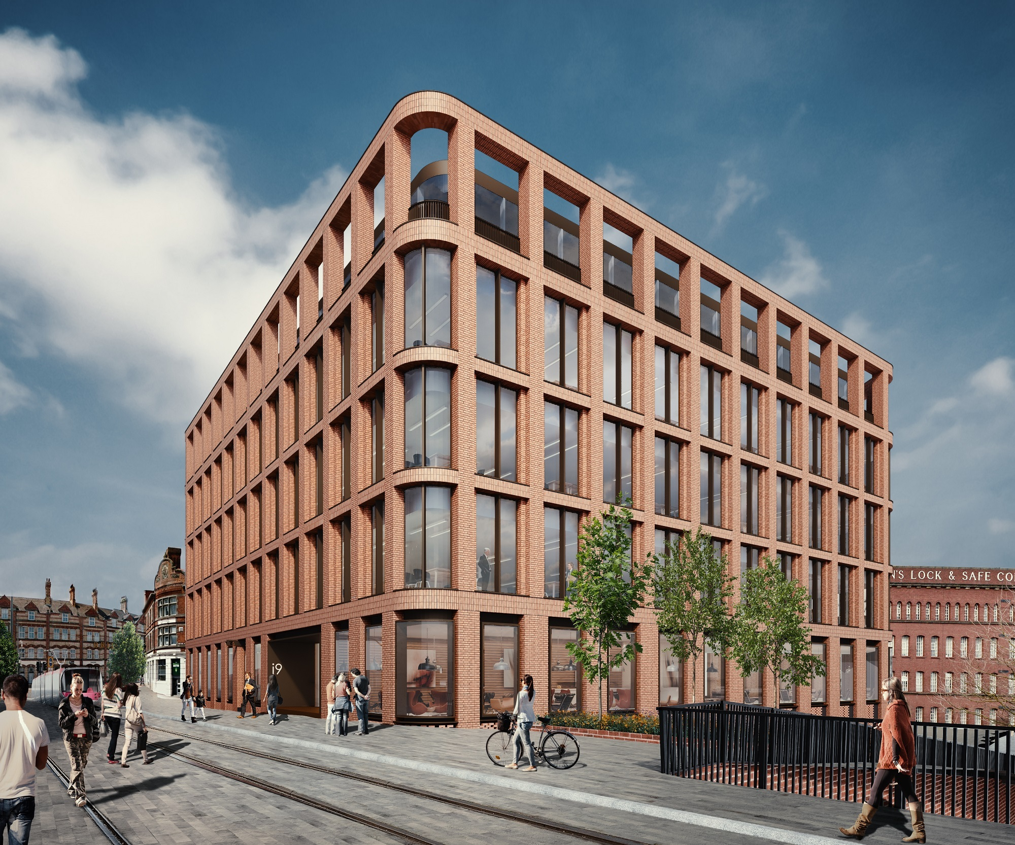 We're on cloud i9 for the Prime Wolverhampton development scheme image