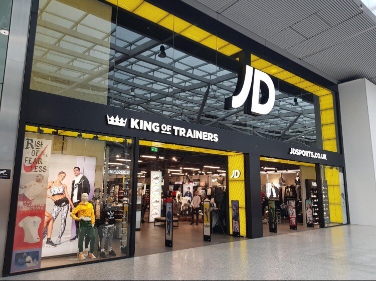 Fit-Out complete for JD Sports image