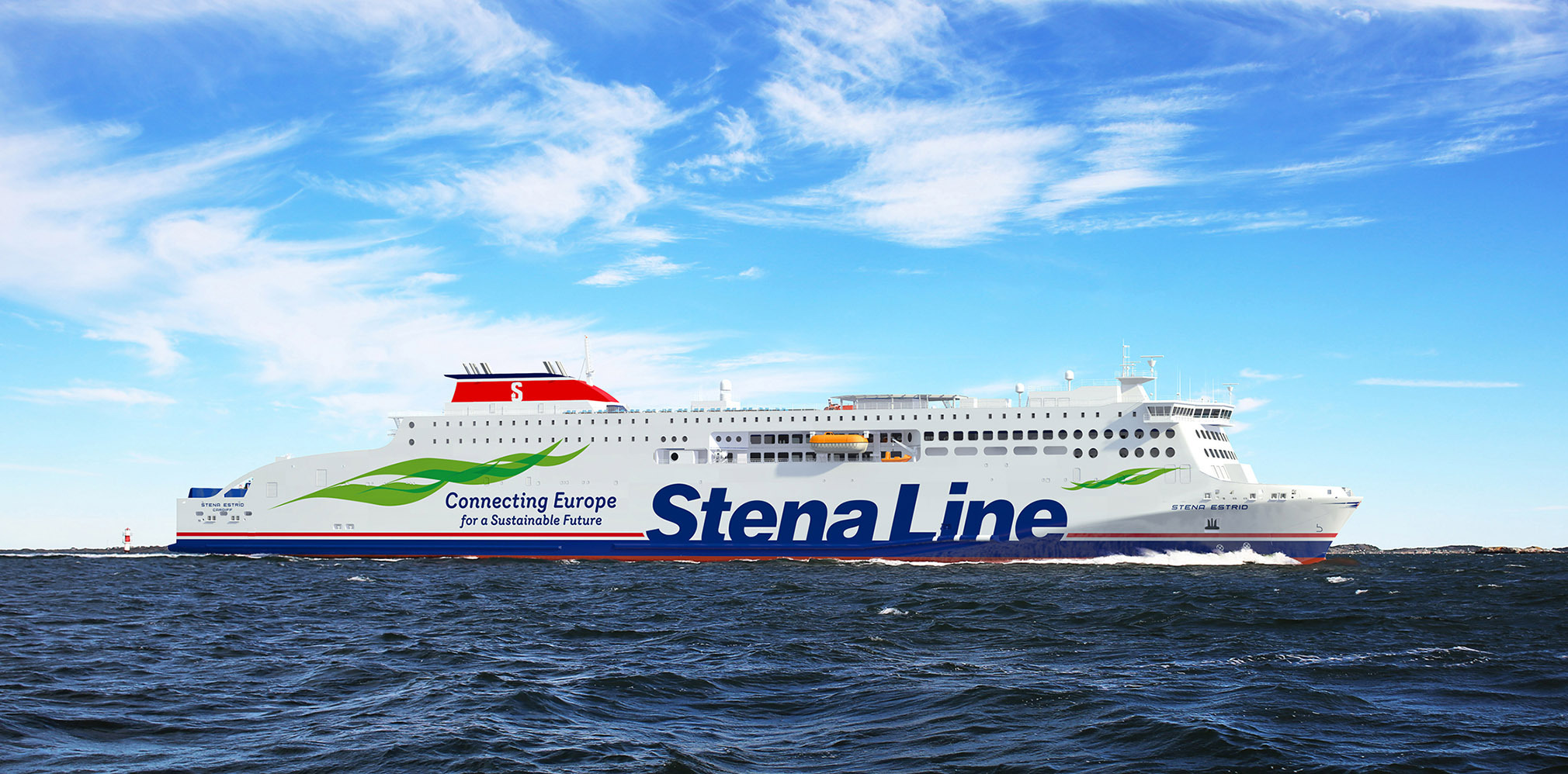 £15m Investment to Accommodate New Stena Line Vessels image