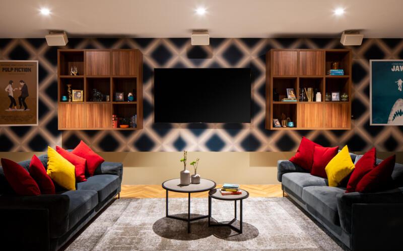 LIV Belfast Lounge Area