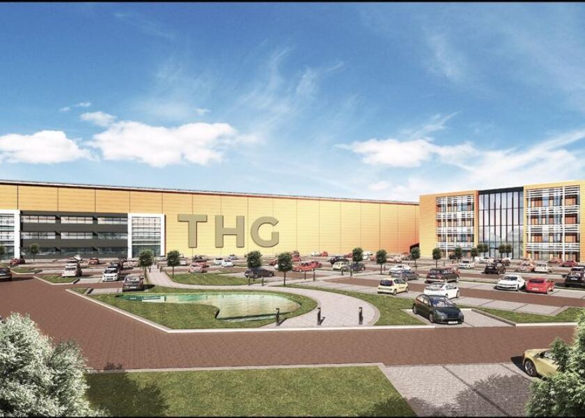 GRAHAM wins THG fit-out