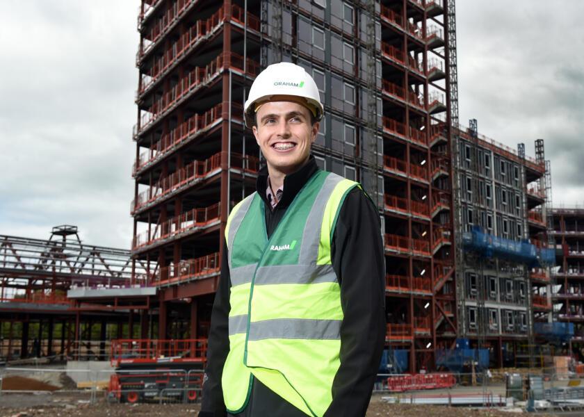 Building up talent - GRAHAM welcomes graduate apprentices