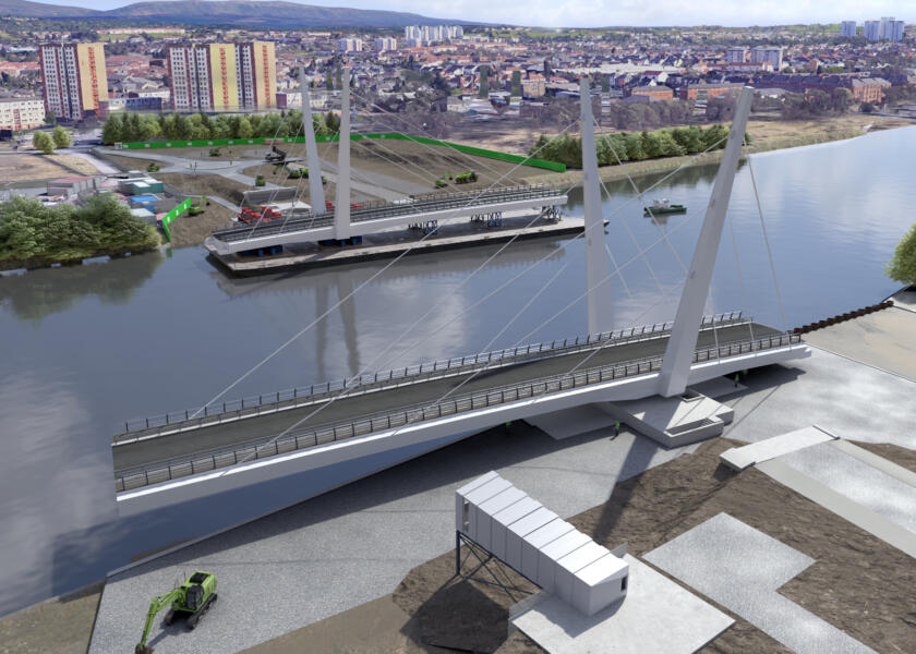 Clyde waterfront contractor unveils sub-contract opportunities