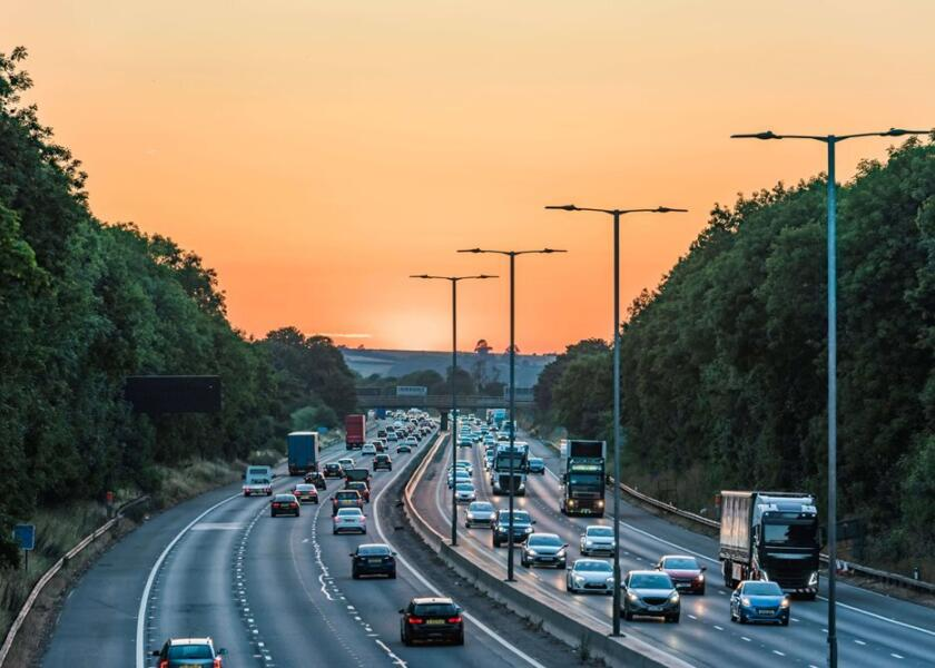 M25 improvement scheme gets green light from Highways England