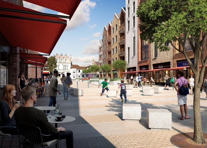 £60M Egham Gateway contract
