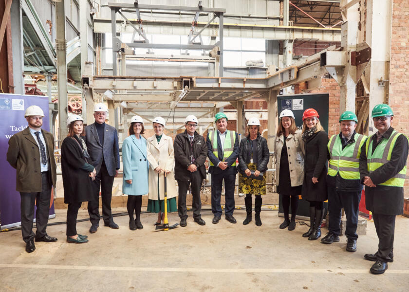 GRAHAM begins work on transforming 19th century Oxford Power Station into world class Global Leadership Centre for 21st century