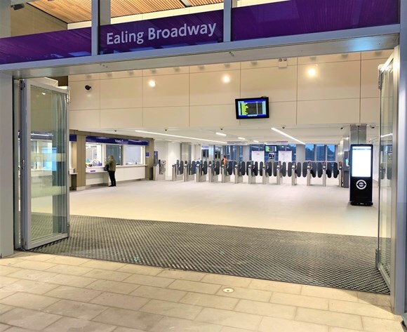 Ealing Broadway Station opens to Customers image