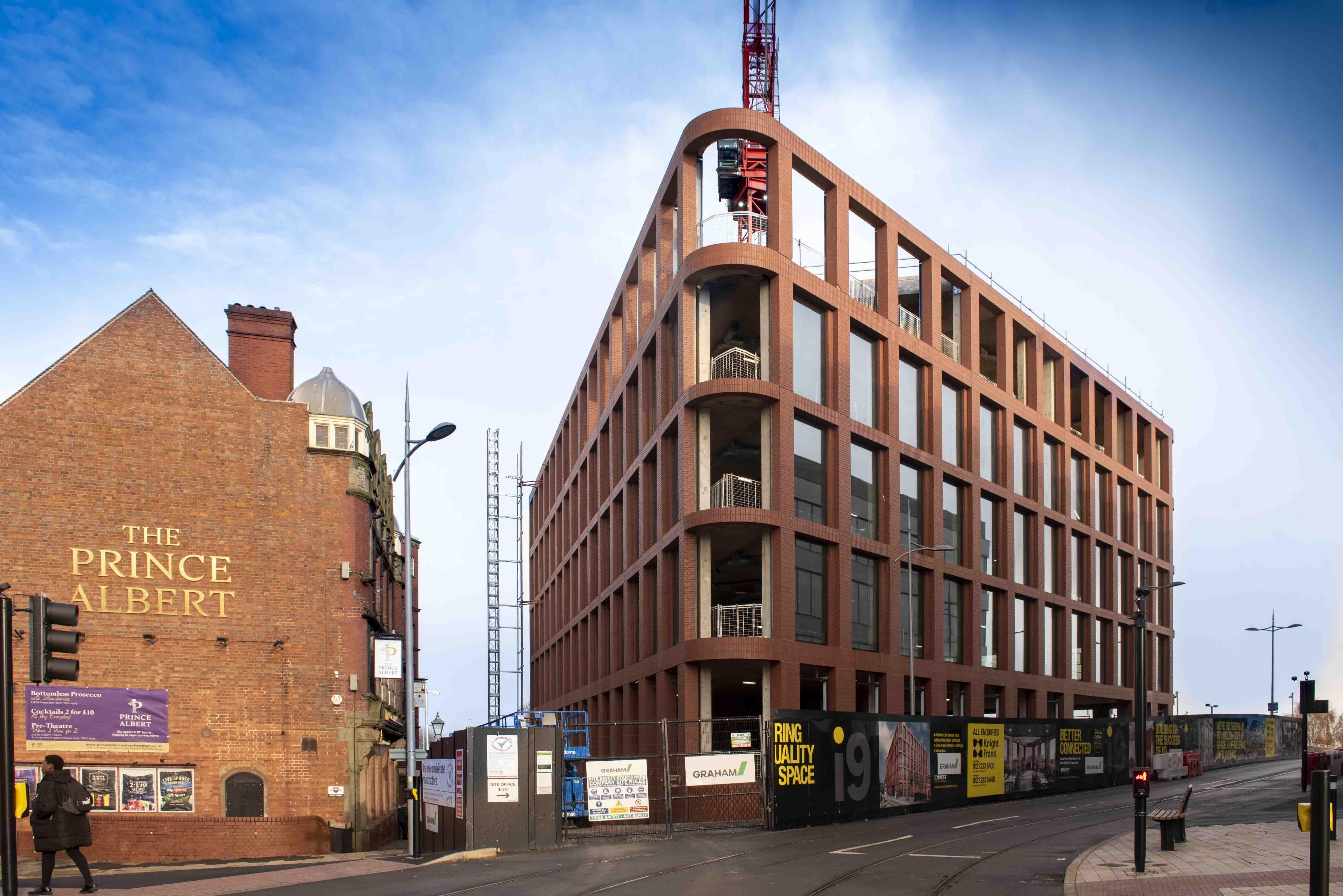 Wolverhampton i9 development image