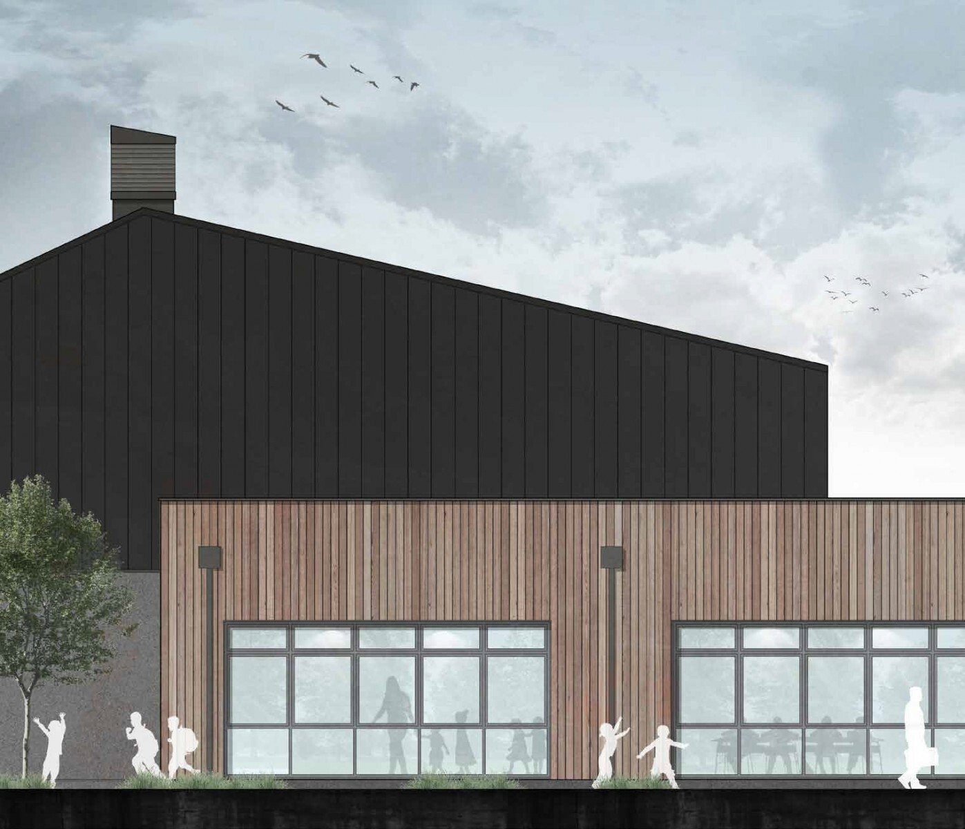 Work underway on Gullane primary school expansion image