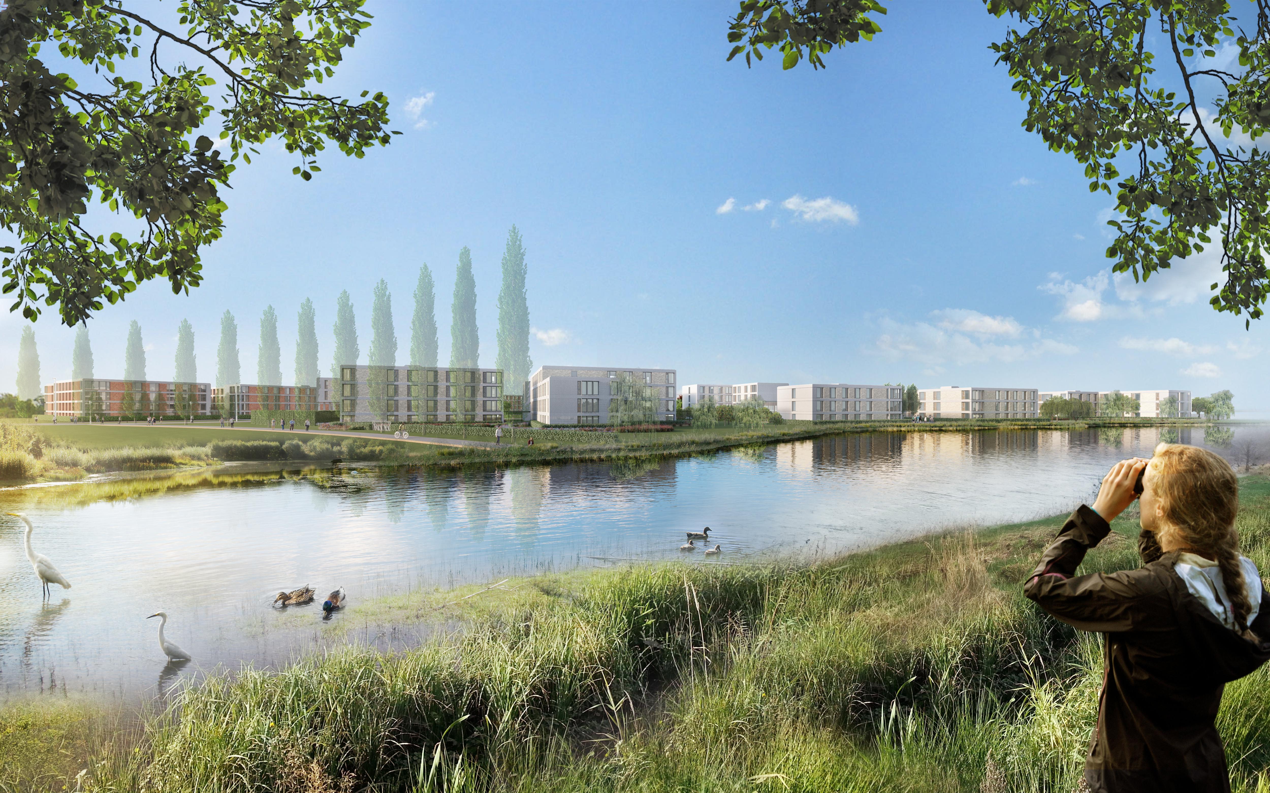 Financial close on £130m University of York accommodation project image