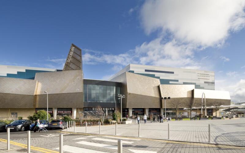 Hammerson Silverburn Phase 3, Glasgow Shopping Centre
