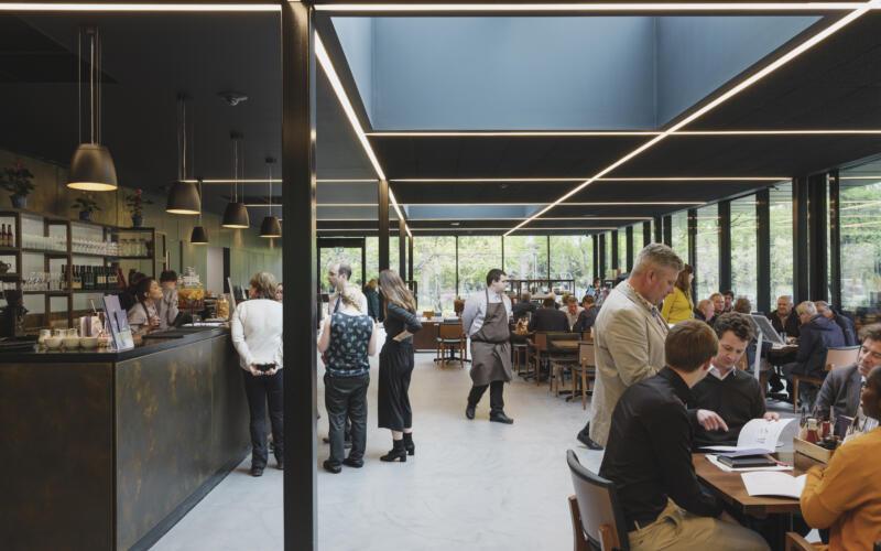 Kew Gardens Pavillion Restaurant