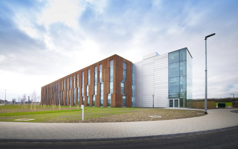 University of Reading - Gateway Building