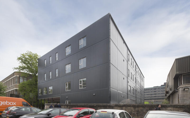 UoG - Temp Accommodation , Glasgow