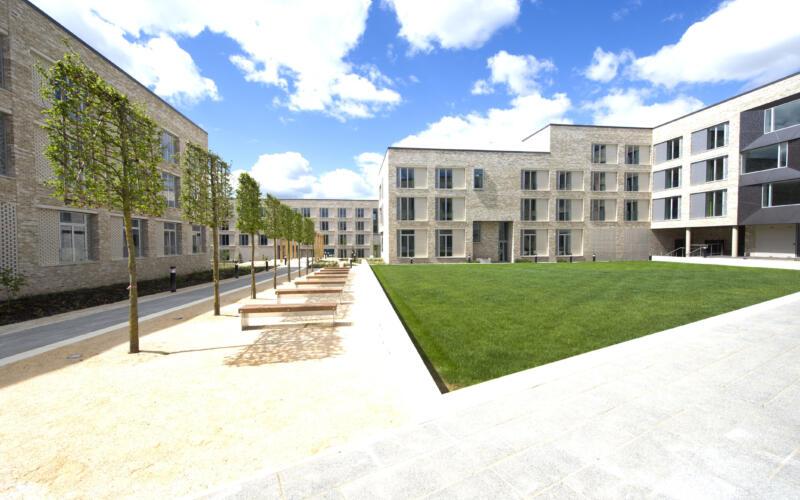Swirles Court, Hox Park, Student Resi
