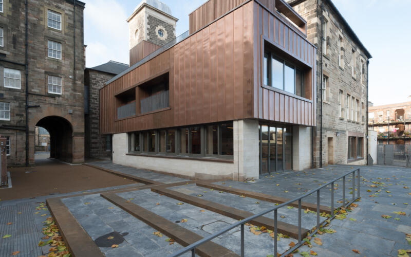 UoE - Centre for Carbon Innovation, Edinburgh