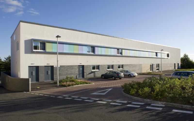 NHS Lanarkshire - Coathill