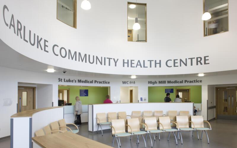 NHS Lanarkshire - Carluke Resource Centre