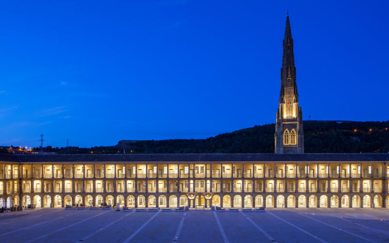 Piece Hall, Halifax