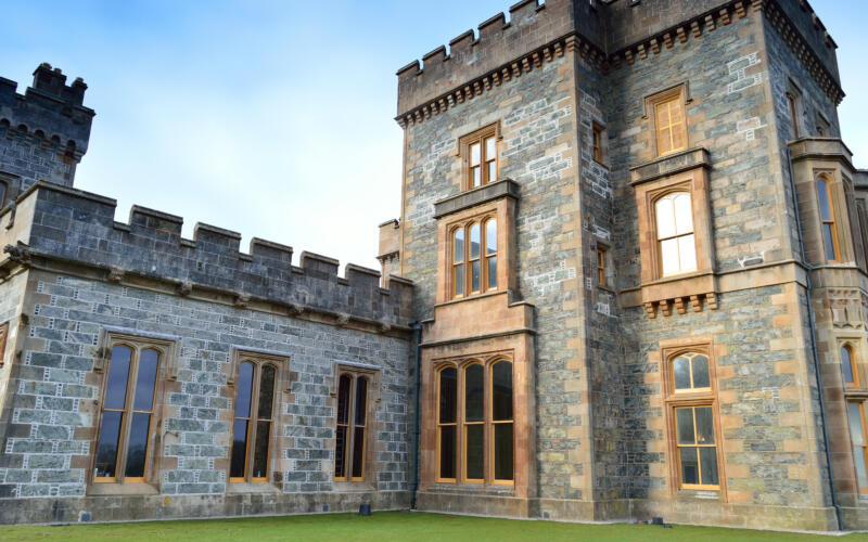Lews Castle, Scotland