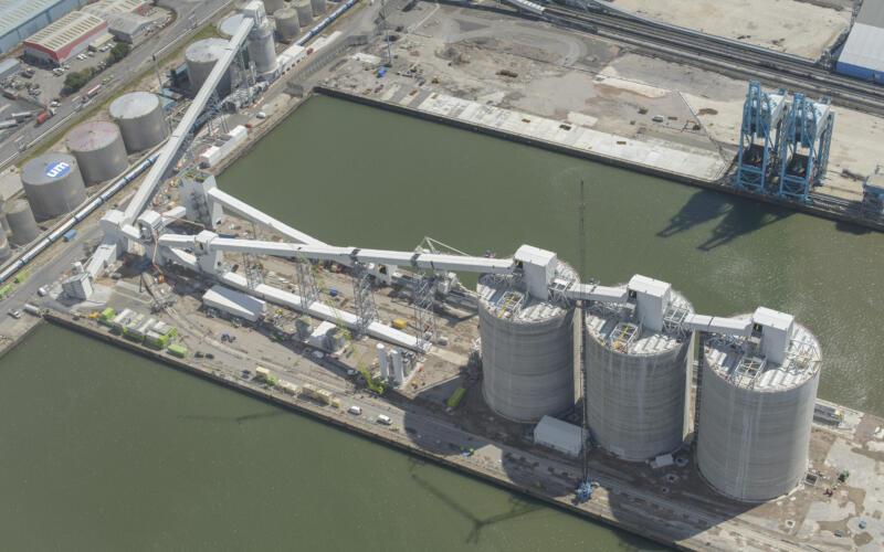 Gladstone Biomass, Liverpool