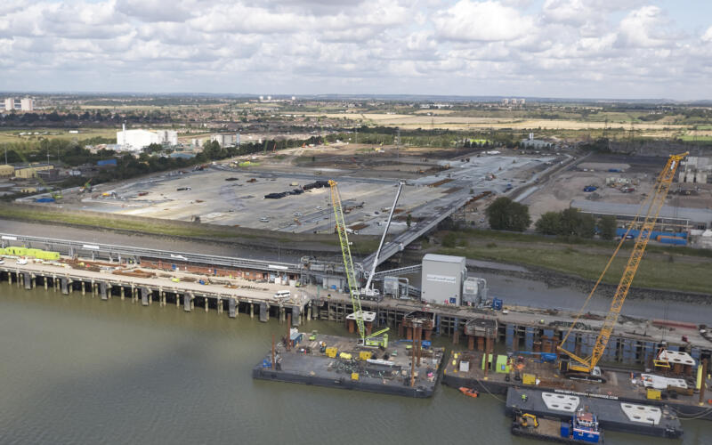 Tilbury2, London