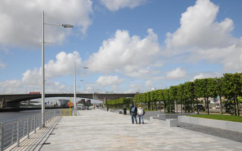 Broomielaw and Tradeston Public Realm