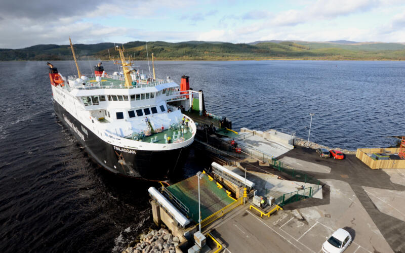 Kennacraig Ferry Terminal