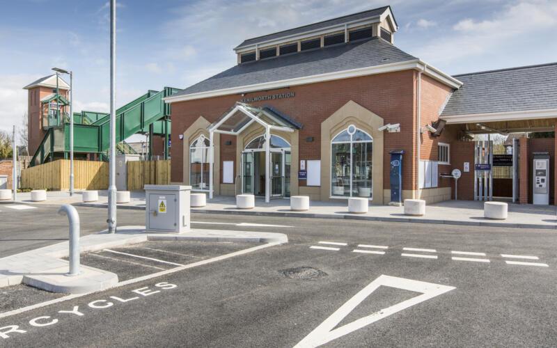 Kenilworth Railway Station