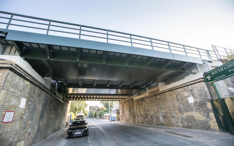 Bellenden and Westdown Bridges